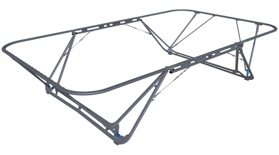 Competition Trampoline Quot Ultimate Quot Eurotramp Trampoline