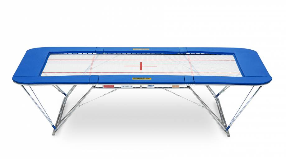 Picture Of The New Ultimate 4x4 Competition Trampoline