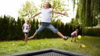 Spielplatz- & Kindergarten-Trampoline