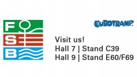Visit Eurotramp at the FSB 2015 in Cologne in Hall 7, Stand C39