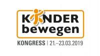 """Logo des Kongresses """"Kinder bewegen"""" am Karlsruher Institut für Technologie"""