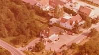 Eurotramp-Firmengelände im Jahr 1965 aus der Vogelperspektive