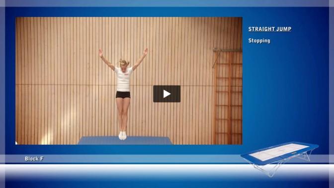 Straight jumps
