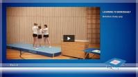 Forward & backward somersault