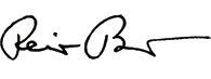 Signature of Rainer Brechtken