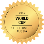 Worldcup 2015 - St. Petersburg, Russia