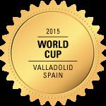 Worldcup 2015 - Valladolid, Spain