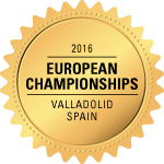 European Championships 2016 - Valladolid, Spain