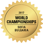 World Championships 2017 - Sofia, Bulgaria
