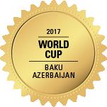 Worldcup 2017 - Baku, Azerbaijan