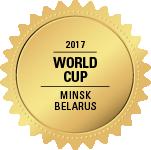 Worldcup 2017 - Minsk, Belarus