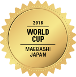 Worldcup 2018 - Maebashi, Japan